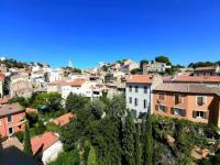 Chambre d'Hôtes Marseille Chambre avec vue Notre Dame de la Garde