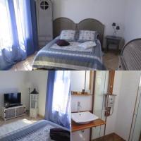 Chambre d'Hôtes Martigues Villa fiora chambre