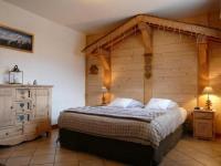 Chambre d'Hôtes Saint Gervais les Bains Chalet coup de coeur