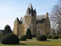 gite Saint Christophe en Champagne Chateau de la Balluere