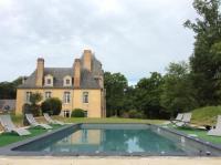 gite Ruffigné Château Du Bois Glaume