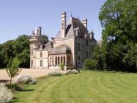 gite Sainte Gemme la Plaine Château de la Court d'Aron