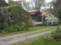 Chambre d'Hôtes Les Moutiers en Retz L'instant jardin