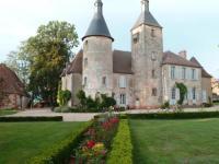 gite Cressanges Château de Clusors