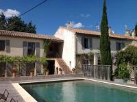 Chambre d'Hôtes Saint Rémy de Provence Mas des Tourterelles