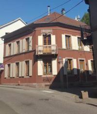 Chambre d'Hôtes Alsace Chambres Deschamps Maison Rohmer