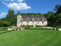 gite Jugeals Nazareth Château de Gaubert