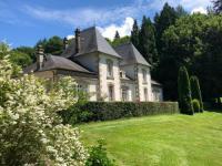 Chambre d'Hôtes Limousin Château de la Veyrière et Spa