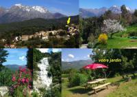 Chambre d'Hôtes Corse Chambre INDEPENDANTE et aménagée 25 kms Ajaccio