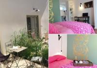 Chambre d'Hôtes Versailles Studio avec terrasse, calme, parking privé, proche château