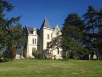 Location de vacances Aquitaine Chateau Mathias
