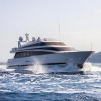 gite Cassis CHAMADE super yacht 30m