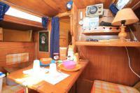 gite Landudal Bed on Boat