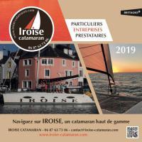 gite Belz Iroise-Catamaran