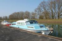 gite Sougy sur Loire Pleasure Boat Olea with rise