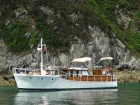 gite Canet en Roussillon Gentleman Yacht Classique