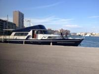 gite Agde Yacht bateau moteur Benetti 19m