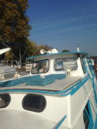Gîte Strasbourg Gîte Le Nikita boat