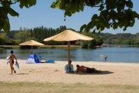Terrain de Camping Les Essarts Lac Des Varennes