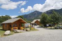 Terrain de Camping Baratier Camping Les Eygas
