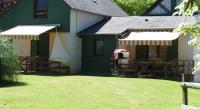 Terrain de Camping Aquitaine Location en Mobil home au Camping Le Saillet