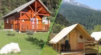 Terrain de Camping Aussois Camping pas cher Municipal Du Val D'Ambin