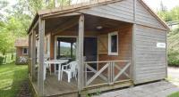 Terrain de Camping Thodure Location en Mobil home au Camping Du Moulin