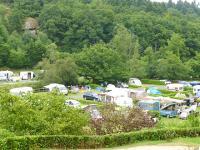 Terrain de Camping Sizun Camping Municipal du Lac