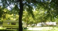 Terrain de Camping Vouzeron Camping Paradis Nature