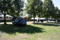 Terrain de Camping Lalizolle Camping La Coccinelle