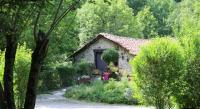 Terrain de Camping Cardaillac Location en Mobil home au Camping Moulin De Chaules