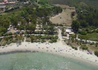 Terrain de Camping Brando Camping en Bord de Plage Acqua Dolce