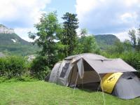 Terrain de Camping Groissiat Camping Du Signal