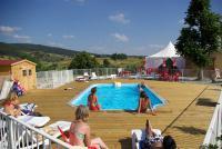 Terrain de Camping Languedoc Roussillon La Cigale De L'Allier