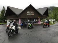 Terrain de Camping Sauvagnat Location en Mobil home au Camping La Marmotte