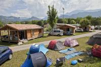 Terrain de Camping Véronne Camping Municipal De Justin