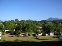 Terrain de Camping Montmaur en Diois Le Riou Merle
