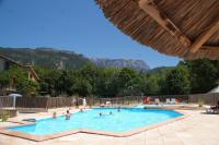campings Luc en Diois Camping Le Glandasse