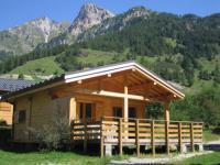 Terrain de Camping Savoie Location en Mobil home au Camping Les Lanchettes