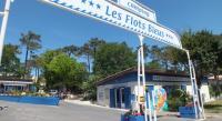 Terrain de Camping Gironde Location en Mobil home au Camping De La Dune