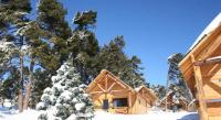 Terrain de Camping Bourg Madame Huttopia Font Romeu