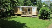 Terrain de Camping Limousin Location en Mobil home au Camping De Fréaudour