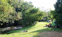 Terrain de Camping Soulan Camping Le Petit Pyrénéen
