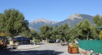 Terrain de Camping Puy Saint André La Rochette