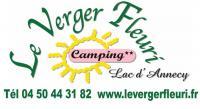 Terrain de Camping Haute Savoie Le Verger Fleuri