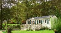 Terrain de Camping Cambron Location en Mobil home au Camping Le Val De Trie