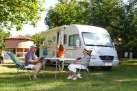 campings Montirat Camping Municipal Les Prunettes
