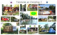 Terrain de Camping Vinzier Camping La Renouillère