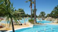 Terrain de Camping Valras Plage Camping Les Champs Blancs