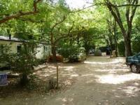 Terrain de Camping Larnas Camping Le Camp Des Gorges